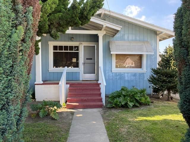 129 S Santa Cruz Street, Ventura, CA 93001 (#V1-1572) :: Compass
