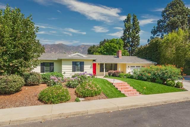 509 W Laurel Avenue, Sierra Madre, CA 91024 (#P1-1496) :: HomeBased Realty
