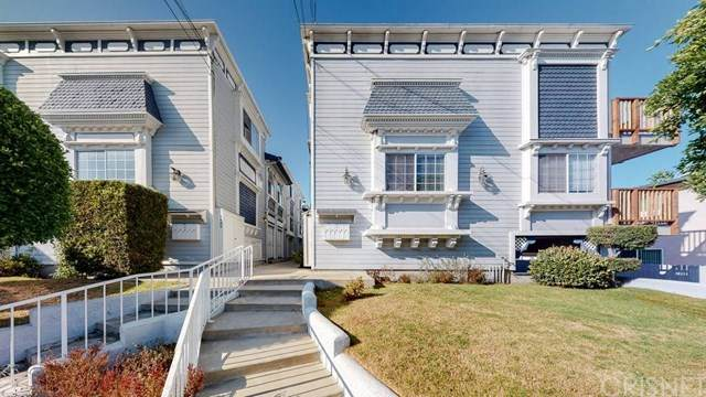 1427 12th Street #5, Manhattan Beach, CA 90266 (#SR20201962) :: SG Associates
