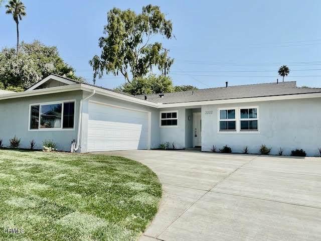 2222 Sunridge Drive, Ventura, CA 93003 (#V1-1584) :: TruLine Realty