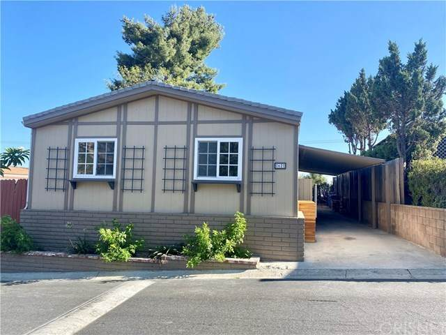 24425 Woolsey Canyon Rd #62, West Hills, CA 91304 (#SR20202729) :: HomeBased Realty