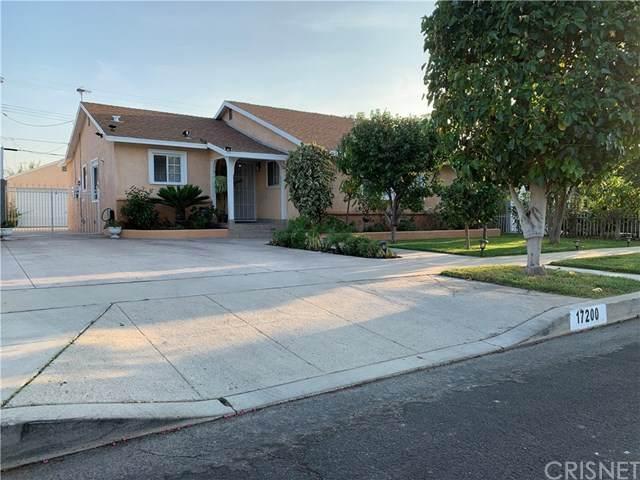 17200 Baltar Street, Lake Balboa, CA 91406 (#SR20203041) :: Compass