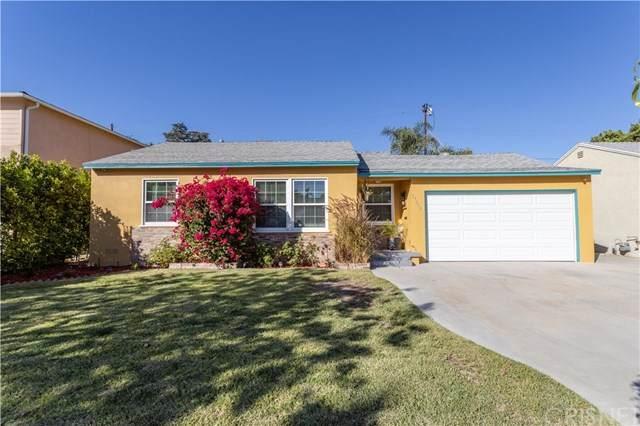 17013 Schoolcraft Street, Lake Balboa, CA 91406 (#SR20203164) :: The Parsons Team