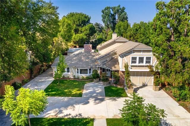23055 Califa Street, Woodland Hills, CA 91367 (#SR20202456) :: Compass