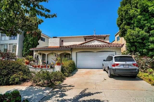 1318 Berkeley Street #5, Santa Monica, CA 90404 (#SR20203638) :: TruLine Realty
