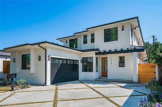 13344 Albers Street, Sherman Oaks, CA 91401 (#SR20203714) :: Compass