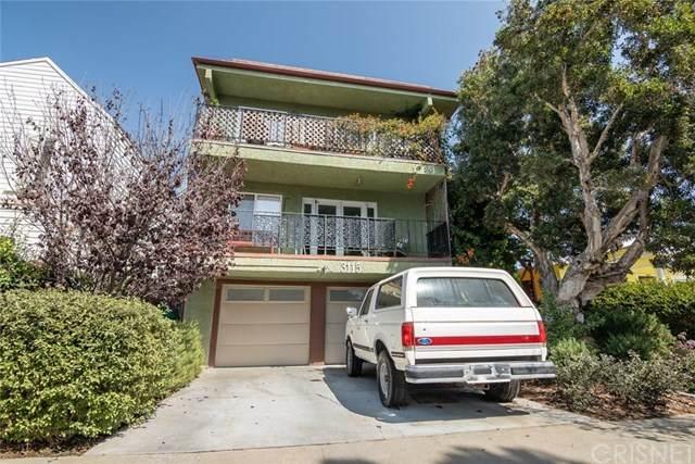 3115 6th Street #4, Santa Monica, CA 90405 (#SR20204160) :: Compass