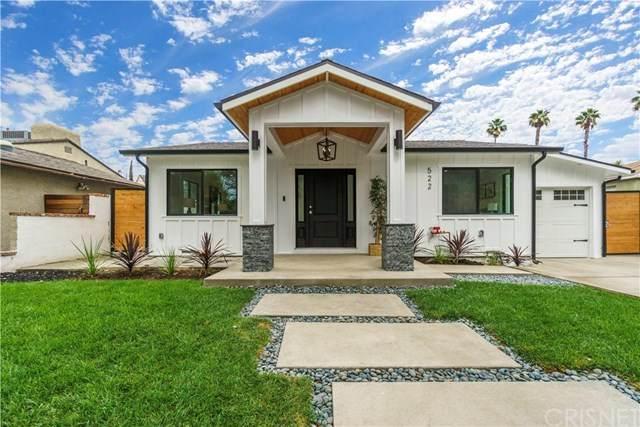 522 N Toluca Park Drive, Burbank, CA 91505 (#SR20190667) :: Compass