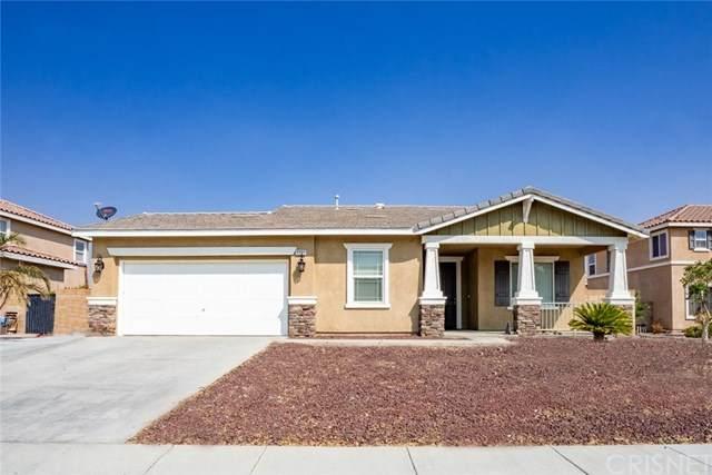 6301 Sandwood Way, Palmdale, CA 93552 (#SR20202111) :: TruLine Realty