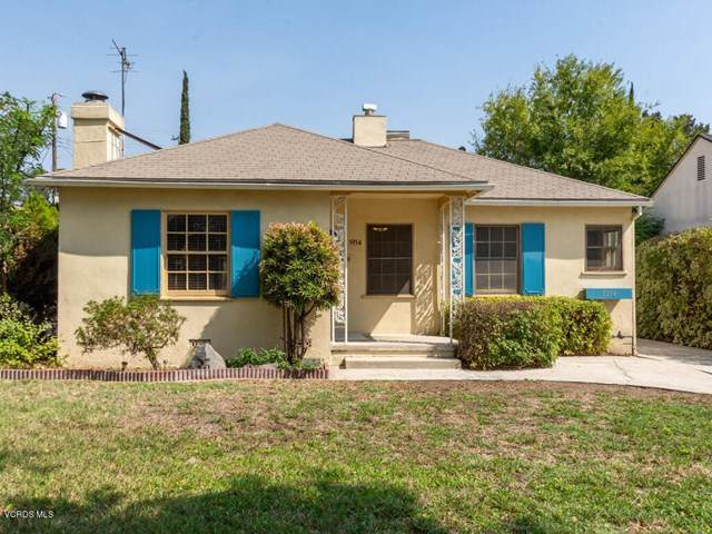 5954 Carpenter Avenue, Valley Village, CA 91607 (#220010090) :: TruLine Realty