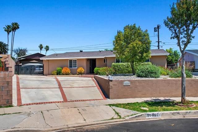 16657 Itasca Street, Northridge, CA 91343 (#220010103) :: TruLine Realty