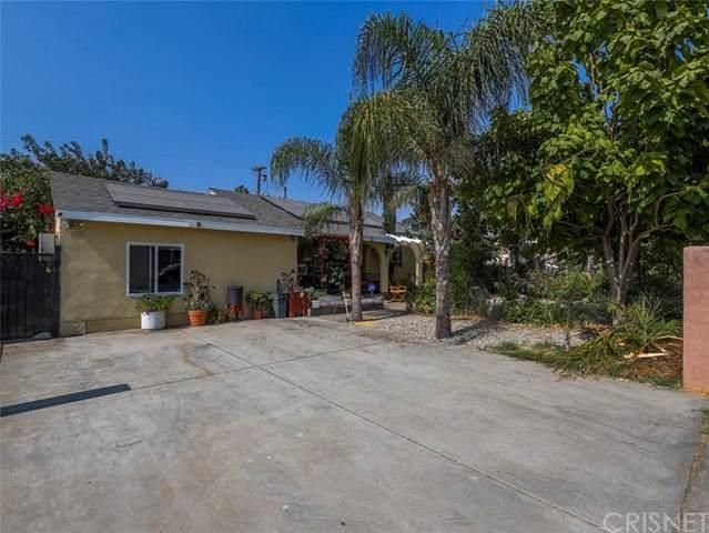 8721 Tyrone Avenue, Panorama City, CA 91402 (#SR20204779) :: TruLine Realty