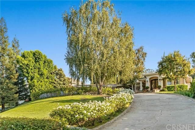 15620 Woodvale Road, Encino, CA 91436 (#SR20201620) :: TruLine Realty