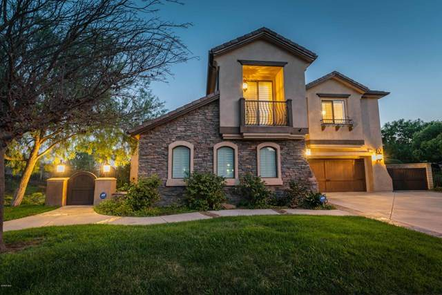 3898 Campus Drive, Thousand Oaks, CA 91360 (#220010109) :: Compass