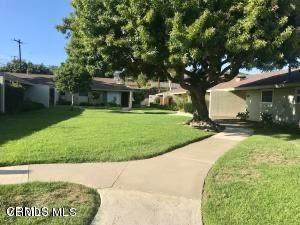 2213 Camilar Drive #16, Camarillo, CA 93010 (#V1-1726) :: TruLine Realty
