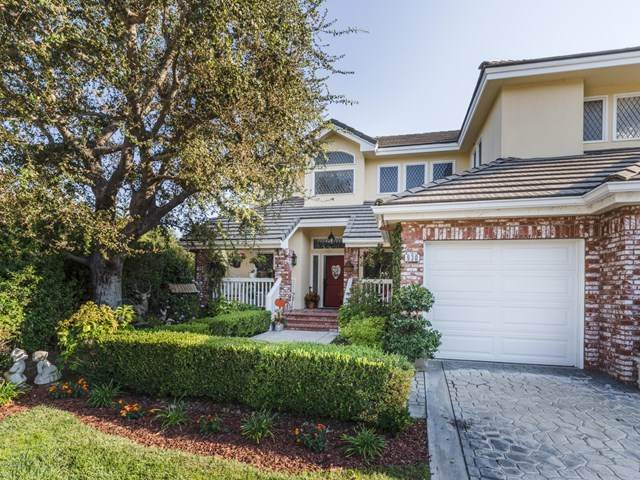 930 Ravensbury Street, Lake Sherwood, CA 91361 (#220010201) :: The Parsons Team