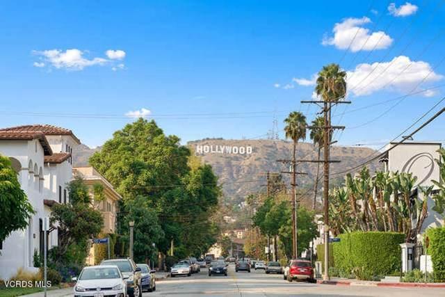 3121 Deronda Drive, Hollywood, CA 90068 (#220010203) :: Arzuman Brothers