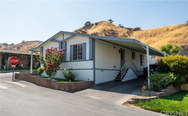 30000 Sand Canyon Road #81, Canyon Country, CA 91387 (#SR20208954) :: The Parsons Team