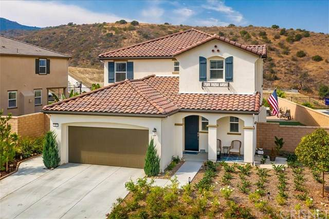 17 Redwood Grove Court, Simi Valley, CA 93065 (#SR20208799) :: Arzuman Brothers