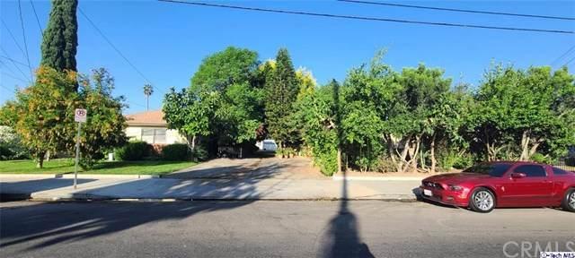 6433 Fulton Avenue, Van Nuys, CA 91401 (#320003537) :: Randy Plaice and Associates