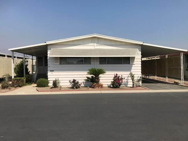500 W Santa Maria Street #99, Santa Paula, CA 93060 (#V1-1755) :: The Parsons Team
