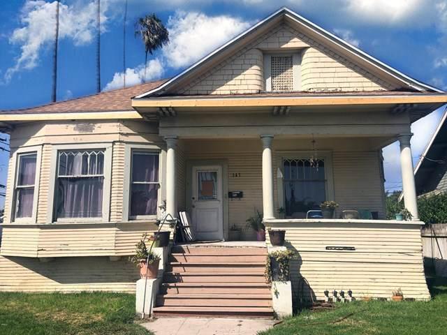 345 W 1st Street, Oxnard, CA 93030 (#V1-1764) :: Berkshire Hathaway HomeServices California Properties