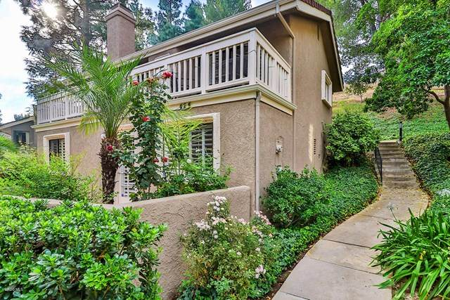 625 Calle Aragon, Oak Park, CA 91377 (#220010234) :: The Parsons Team