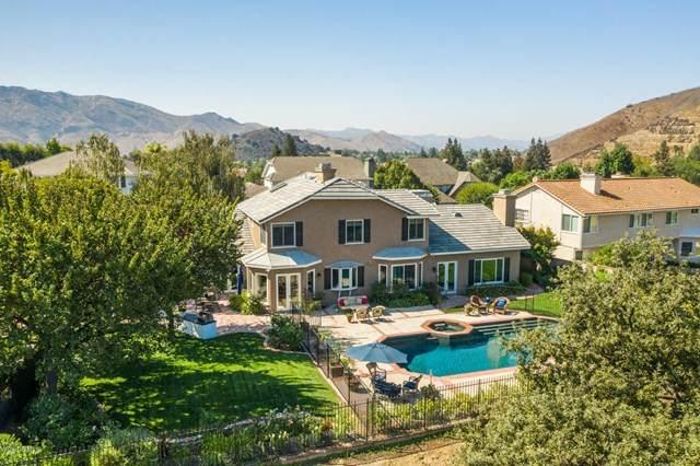 29351 Castlehill Drive, Agoura Hills, CA 91301 (#220010252) :: TruLine Realty