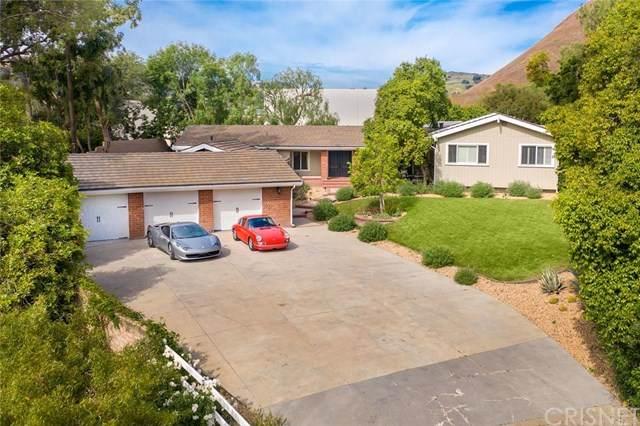 23760 Oakfield Road, Hidden Hills, CA 91302 (#SR20210371) :: Randy Plaice and Associates