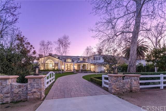 23726 Long Valley Road, Hidden Hills, CA 91302 (#SR20211365) :: TruLine Realty
