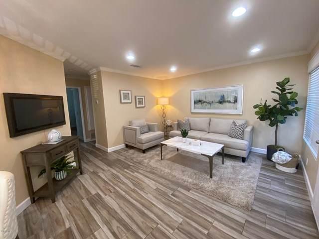624 Via Colinas, Westlake Village, CA 91362 (#220010292) :: TruLine Realty