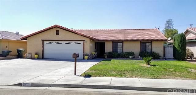 2601 Dixie Street, Rosamond, CA 93560 (#SR20212128) :: TruLine Realty