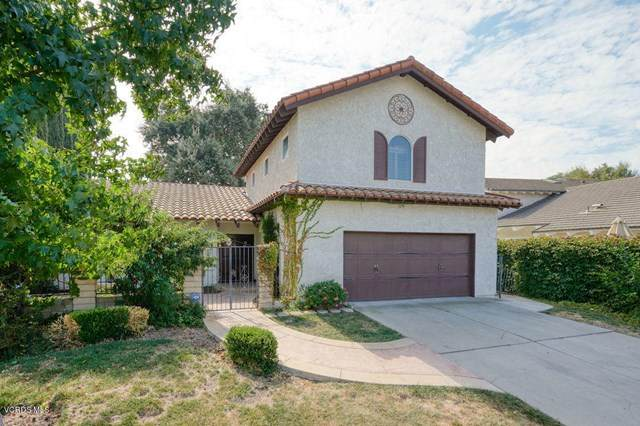 710 Triunfo Canyon Road, Westlake Village, CA 91361 (#220010305) :: Arzuman Brothers