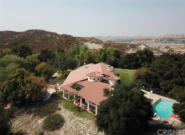 16515 Valley Ranch Road, Canyon Country, CA 91387 (#SR20203482) :: SG Associates