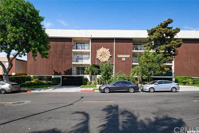 333 Burchett Street #209, Glendale, CA 91203 (#320003597) :: Lydia Gable Realty Group