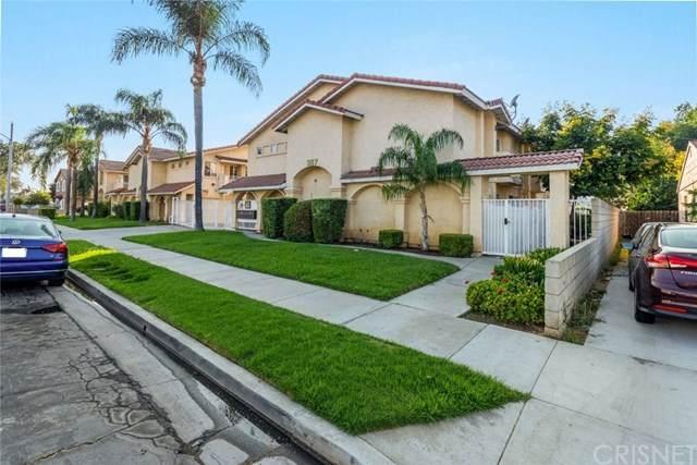327 N 3rd Street H, Montebello, CA 90640 (#SR20213629) :: The Parsons Team