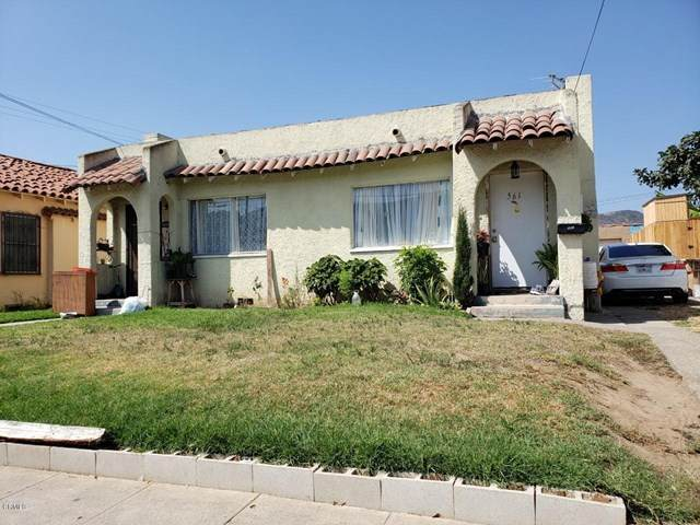 557 N Olive Street, Ventura, CA 93001 (#V1-1855) :: The Parsons Team