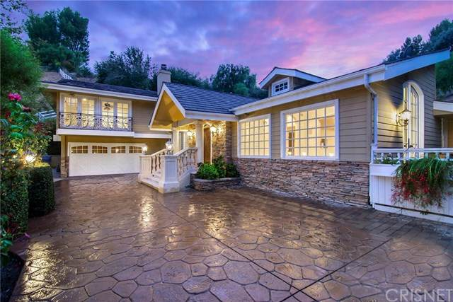24960 John Fremont Road, Hidden Hills, CA 91302 (#SR20207464) :: Randy Plaice and Associates