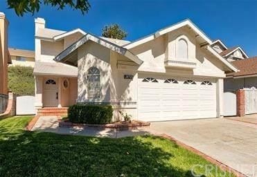28725 Raintree Lane, Saugus, CA 91390 (#SR20214466) :: SG Associates
