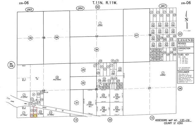 23 E Hwy. 58, Mojave, CA 93501 (#SR20215216) :: SG Associates