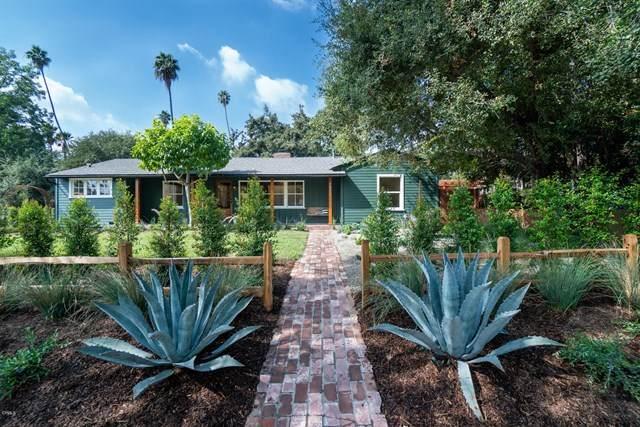 1525 Marengo Avenue, South Pasadena, CA 91030 (#P1-1789) :: The Parsons Team