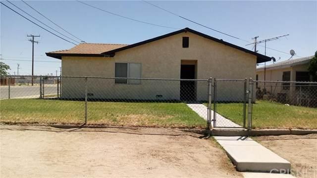 2772 Desert Street, Rosamond, CA 93560 (#SR20216244) :: TruLine Realty