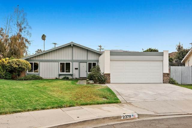 2378 Lansing Place, Simi Valley, CA 93065 (#220010415) :: Randy Plaice and Associates