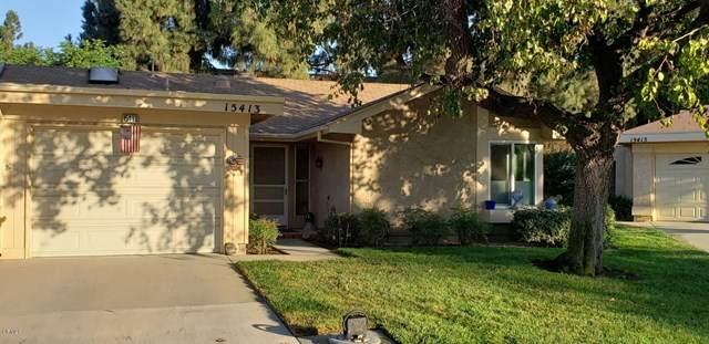 15413 Village 15, Camarillo, CA 93012 (#V1-1940) :: The Parsons Team