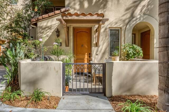 2481 Wagner Street #4, Pasadena, CA 91107 (#P1-1830) :: Randy Plaice and Associates