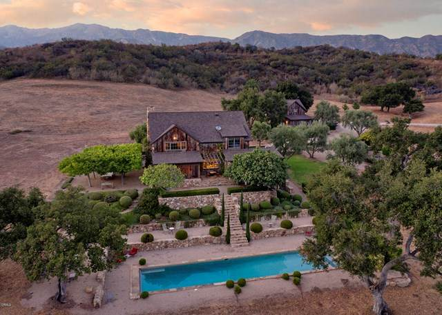 14209 De La Garrigue Road, Ojai, CA 93023 (#V1-1955) :: SG Associates