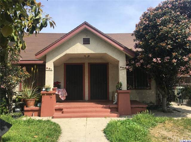 321 E 60th Street, West Los Angeles, CA 90003 (#320003687) :: SG Associates
