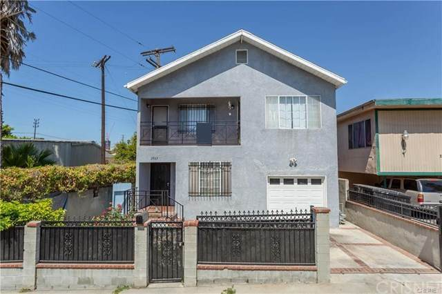 2923 Carmona Avenue, Los Angeles, CA 90016 (#SR20216788) :: Lydia Gable Realty Group
