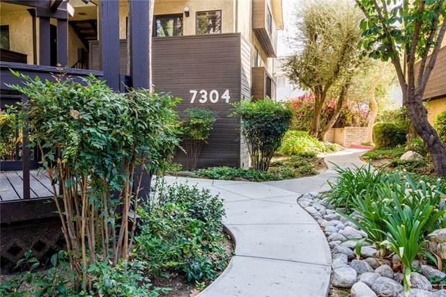 7304 Corbin Avenue L, Reseda, CA 91335 (#SR20217720) :: TruLine Realty