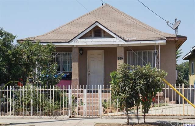 505 S Lorena Street, East Los Angeles, CA 90063 (#320003702) :: SG Associates